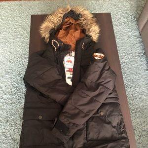 Burton Dryride Snowboarding/Skiing Jacket